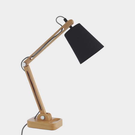 Handmade Desk Lamp